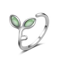 Leaf open ring 226