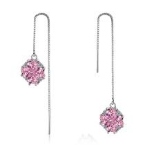 Long Cherry Blossom Earrings 290