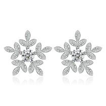 snowflake earring 02