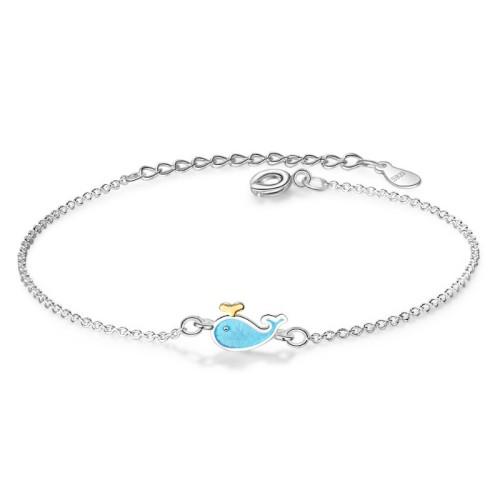 Whale bracelet XZB081