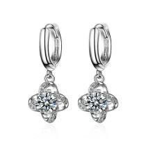 Four Leaf Clover earring 201