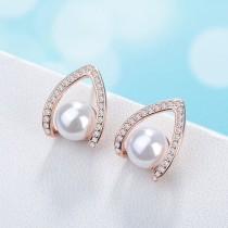 pearl earring XZE442a