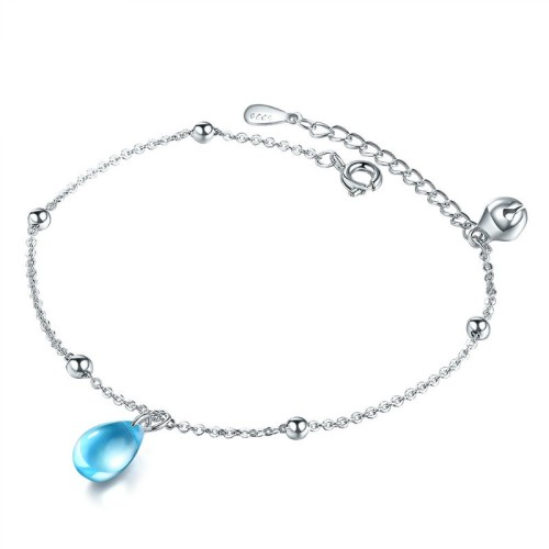 Water droplet bracelet XZB079