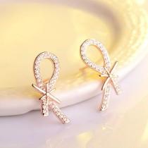 Wings earrings XZE438a