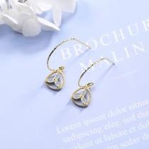 Lucky grass earrings XZE438-2
