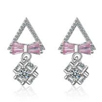 Geometric earrings XZE748