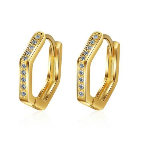 round earring XZE371-2