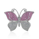 Butterfly brooch XZB011h