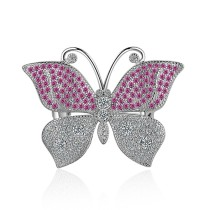 Butterfly brooch XZB011h