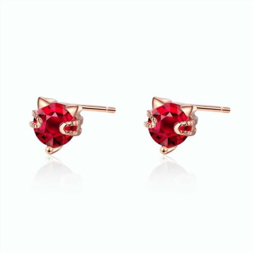 Cat earrings XZE776