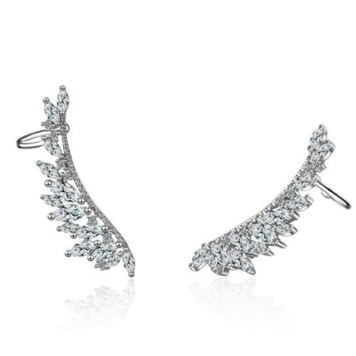 Wing earring XZE785