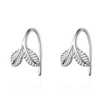 Leaf earrings 345