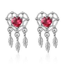 heart earring 594