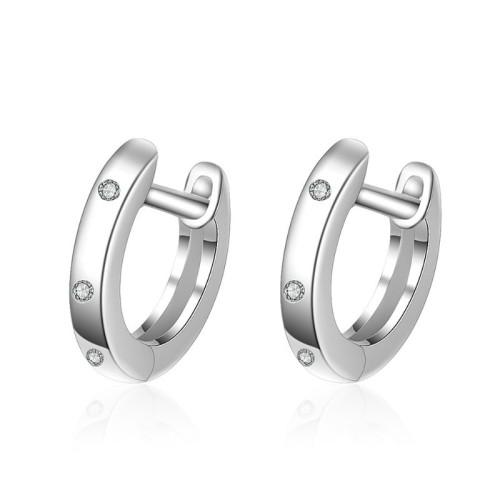 round earring XZE378-1