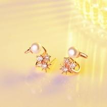 star earring XZE200aa