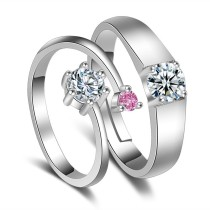 couple ring WHRhengmei 81