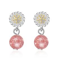 Daisy earrings 762