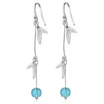 Mermaid tail earrings 391