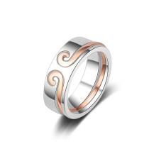 Glossy ring