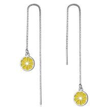 Lemon earrings 340