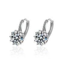 Zircon earrings XZEe269