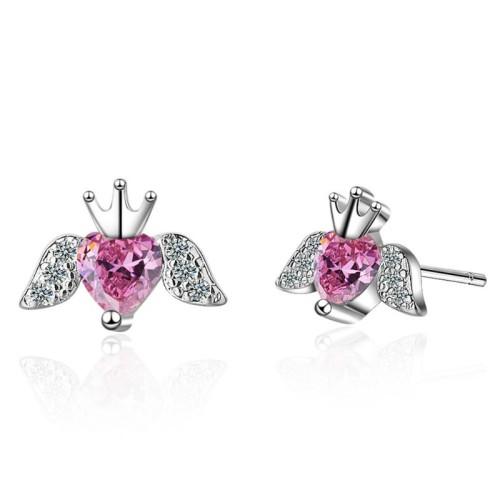 Wing angel earrings XZE769
