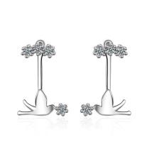 Pigeon earrings 541