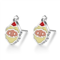 Santa Claus earrings 638