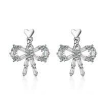 Bow earrings XZE719
