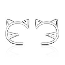 cat earring 595