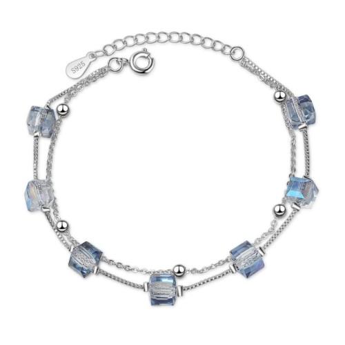 Square bracelet XZB108