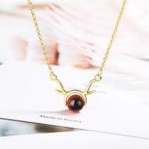 Antler necklace XZA406-1