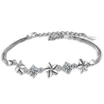 flower bracelet XZB007y