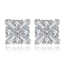 Square earring 93