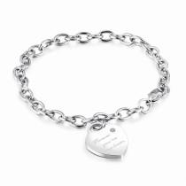heart bracelet gb0617866