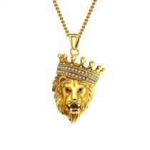 lion head necklace gb03151379a