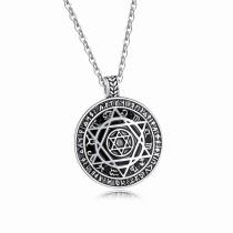 Six-Man Star Necklace gb06181364