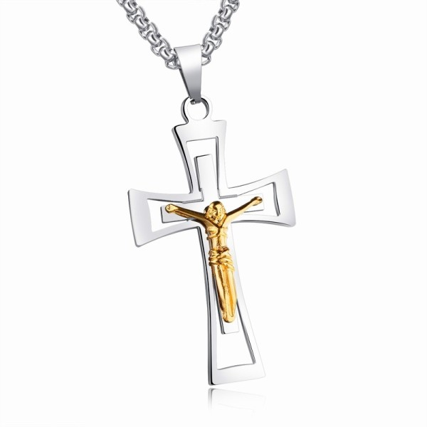 cross necklace gb06171229