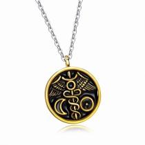 round necklace (black) gb06181365b