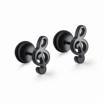 Note earrings gb0617418a