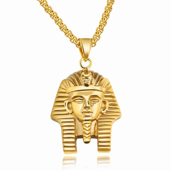 Egyptian Pharaoh necklace gb06171214a