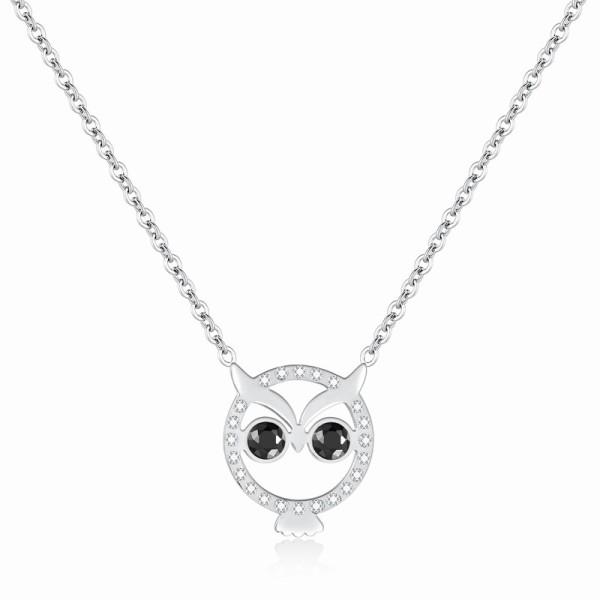 Owl necklace gb06171323