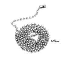 steel  necklace 1120713