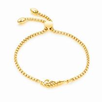 Wings feather bracelet gb0617894t