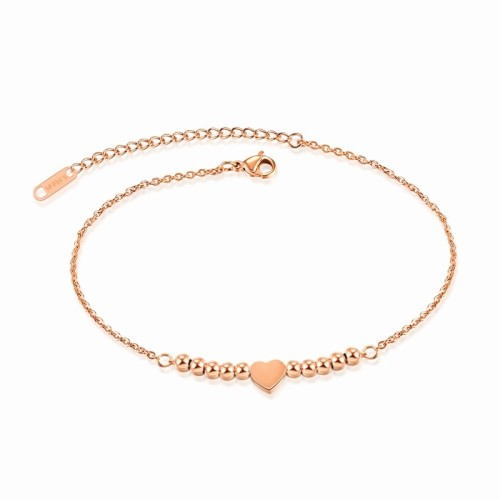 heart anklets 0617047