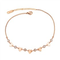 heart anklets gb0619082
