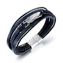 Multi-ring bracelet gb06191333