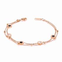 Double shell bracelet gb0618904a