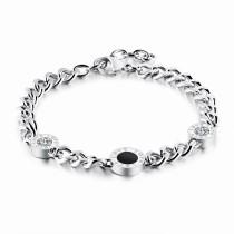 Roman numerals bracelet gb0617868ww