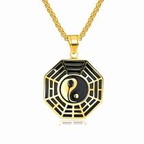 Tai Chi compass necklace gb06171290a